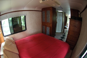 Bedroom ready to go