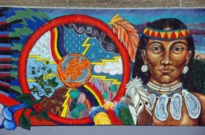 California History Mural