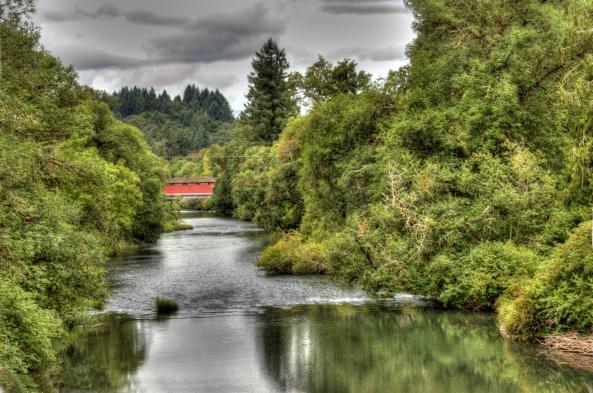 Row River Trail Oregon