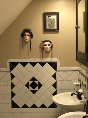 Coolest bathroom ever