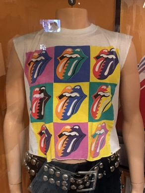 Mick Jagger's outfit