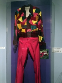 Jimi Hendrix's last concert outfit