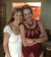 Marg and me