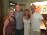 Theresa, Peter, Marg and Jay