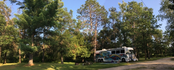 pine river camp