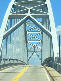 Crossing the Ohio River